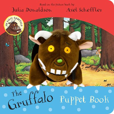 Book cover for My First Gruffalo: The Gruffalo...